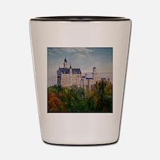 Neuschwanstein Shot Glass