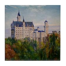 Neuschwanstein Tile Coaster
