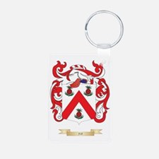 Foi Coat of Arms Keychains