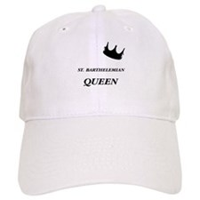 St. Barthelemian Queen Baseball Cap