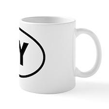 Paraguay PY Mug