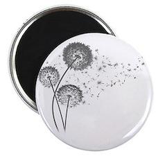 Dandelion Wishes Magnet