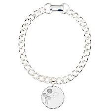 Dandelion Wishes Charm Bracelet, One Charm