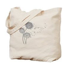 Dandelion Wishes Tote Bag