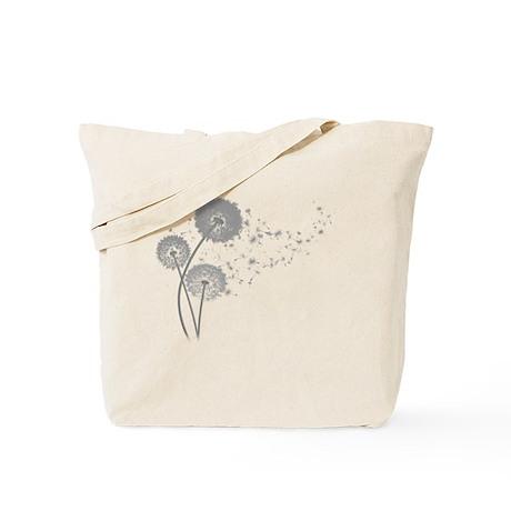 Dandelion Wishes Tote Bag