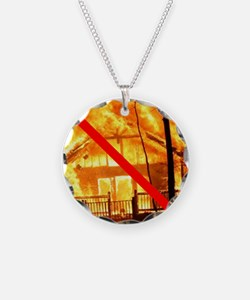 Wildfire Home Defense Pocket Necklace