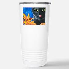 Cat 551 Stainless Steel Travel Mug