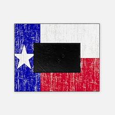 Vintage Texas Flag Picture Frame