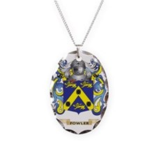 Fowler Coat of Arms Necklace