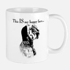 Setter Happy Face Mug