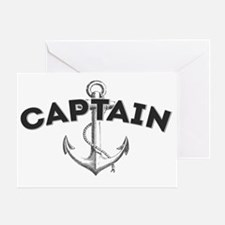 Captain copy Greeting Card
