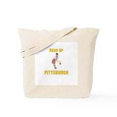 Redd Up Tote Bag