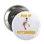"Redd Up 2.25"" Button (10 pack)"