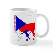 Czech Soccer Mug