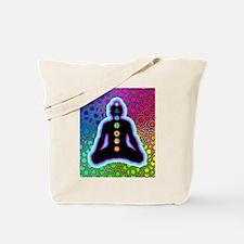 Chakra System Tote Bag