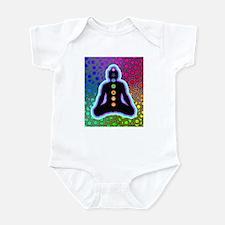 Chakra System Infant Bodysuit