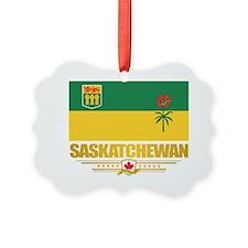 Saskatchewan Flag Ornament