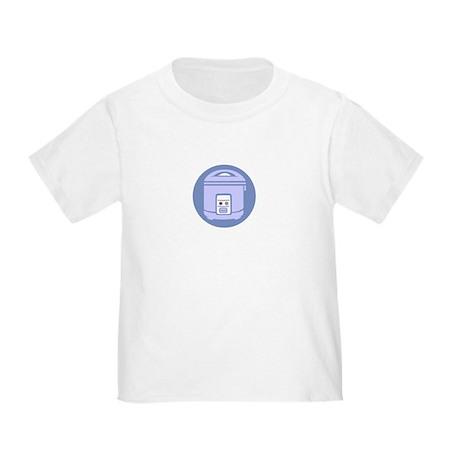 Rice Cooker Toddler T-Shirt