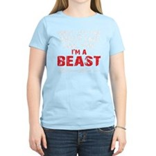 IM A BEAST - BLACK T-Shirt