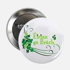 """Éirinn go Brách 2.25"""" Button (10 pack)"""