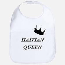 Haitian Queen Bib