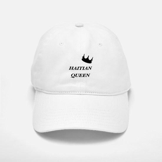Haitian Queen Baseball Baseball Cap