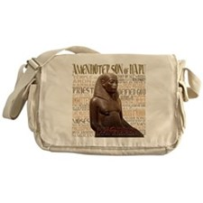 Hapu Messenger Bag