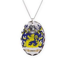 Frey 2 Coat of Arms Necklace