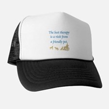Therapy Pet Trucker Hat