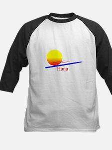 Hana Kids Baseball Jersey