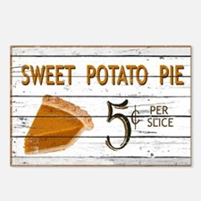 Sweet Potato Pie Postcards (Package of 8)