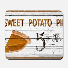 Sweet Potato Pie Mousepad