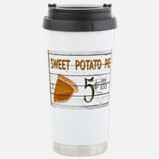 Sweet Potato Pie Travel Mug