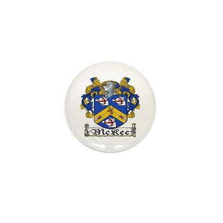 McKee Coat of Arms Mini Button (10 pack)