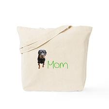 Funny Rotties Tote Bag