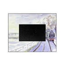 Tyne Valley Line xmas card Picture Frame