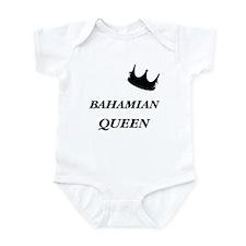 Bahamian Queen Infant Bodysuit