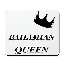 Bahamian Queen Mousepad