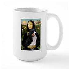 Mona's Bernese Mt. Dog Mug
