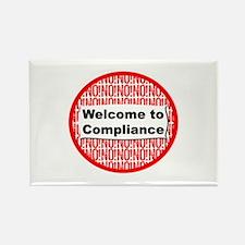 Hi Compliance Rectangle Magnet