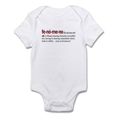 Fenomeno Infant Bodysuit