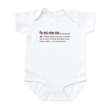 Fenomeno Infant Bodysuit