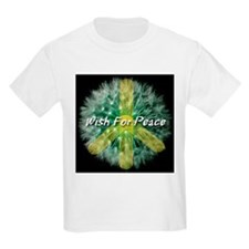 Wish For Peace Dandelion T-Shirt