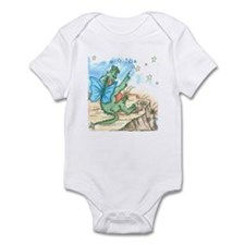 Stargazing Dragon Infant Bodysuit