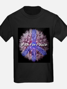 Wish For Peace Dandelion T