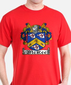 McKee Coat of Arms T-Shirt