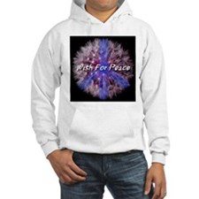 Wish For Peace Dandelion Hoodie