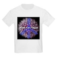 Wish For Peace Dandelion T-Shirt