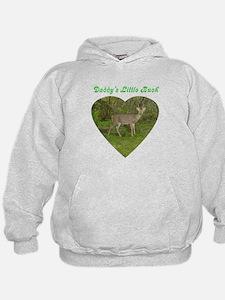 Daddy's little buck Hoodie