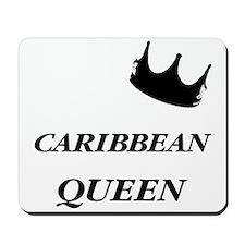 Caribbean Queen Mousepad